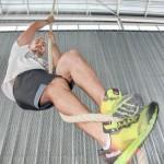 ¿Cómo subir la cuerda?
