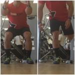 Entrena la propiocepción de tus piernas