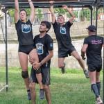 Atletas de Barrio en la Farinato Race León