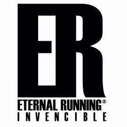 Logotipo de la carrera de obstáculos eternal running