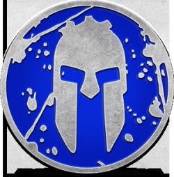 Medalla de la Spartan Race super