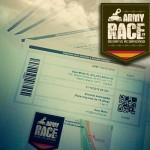 Ganadores del sorteo de dos entradas para la Army Race
