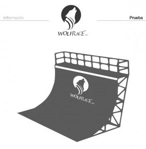 Obstáculo Muro de Wolf Race