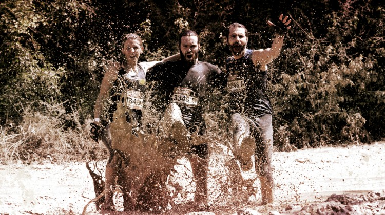 Sorteamos una inscripción de equipo para The Mud Day Madrid 2016
