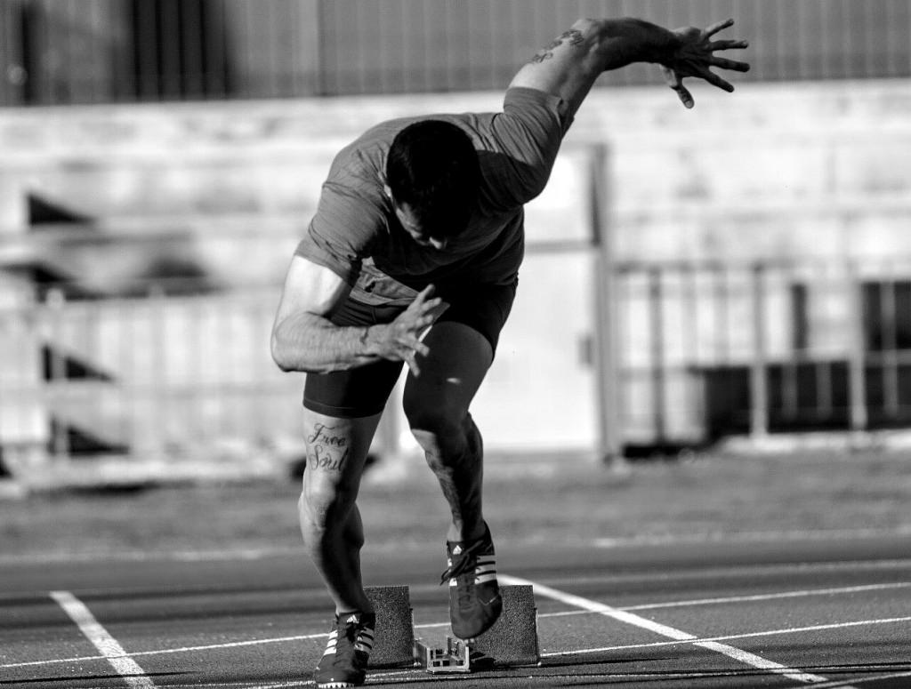 Álvaro López Alonso sprint