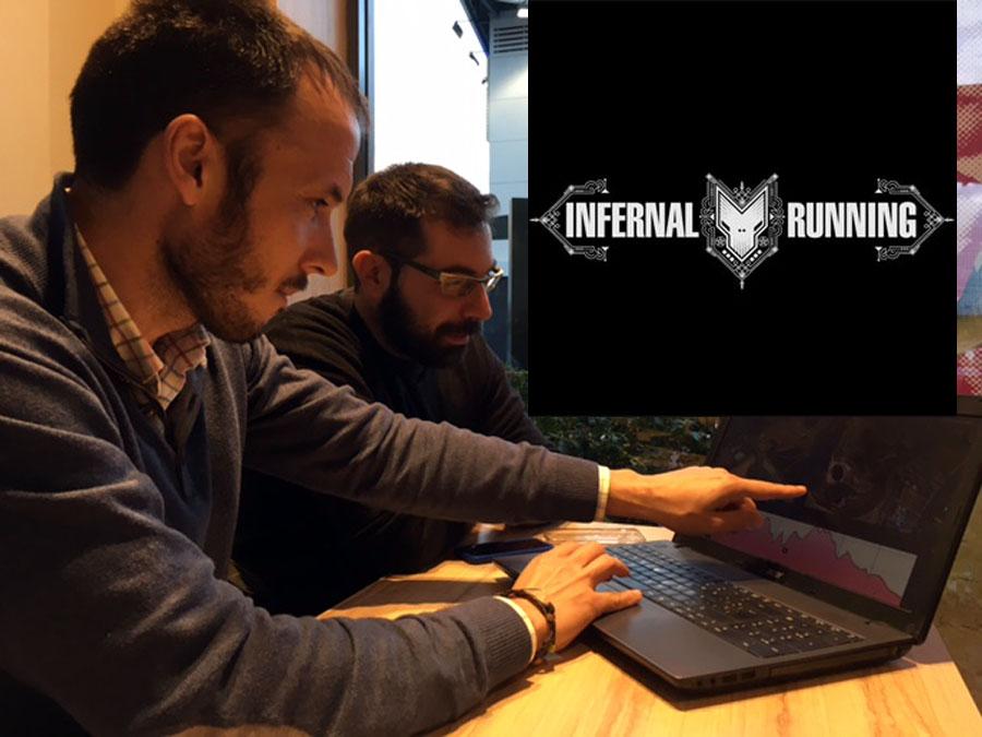 Presentación de la Infernal Running