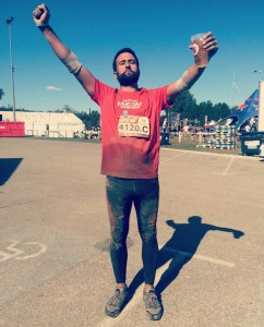 Alfonso Serna, Project Manager España de The Mud Day