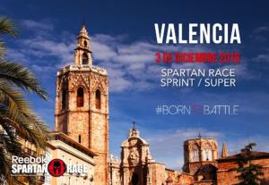 Imagen promocional de Spartan Race Valencia 2016