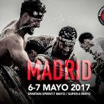 Spartan Race Madrid 2017 Cartel Anunciador