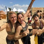 La alegría de superar the mud day madrid 2016