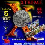 Cartel Teodosio Xtreme