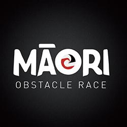 Logotipo de Maori Race Carrera de Obstáculos