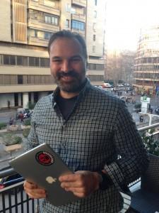 Ángel Sanz Director en España de Spartan race